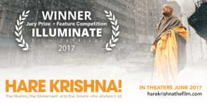 Hare Krishna The Film Poster Art